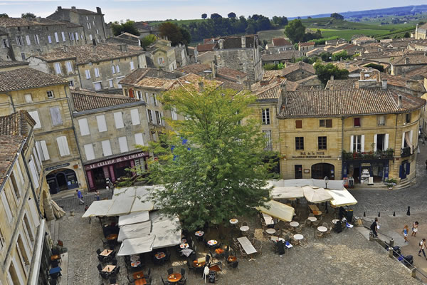 St. Emilion center