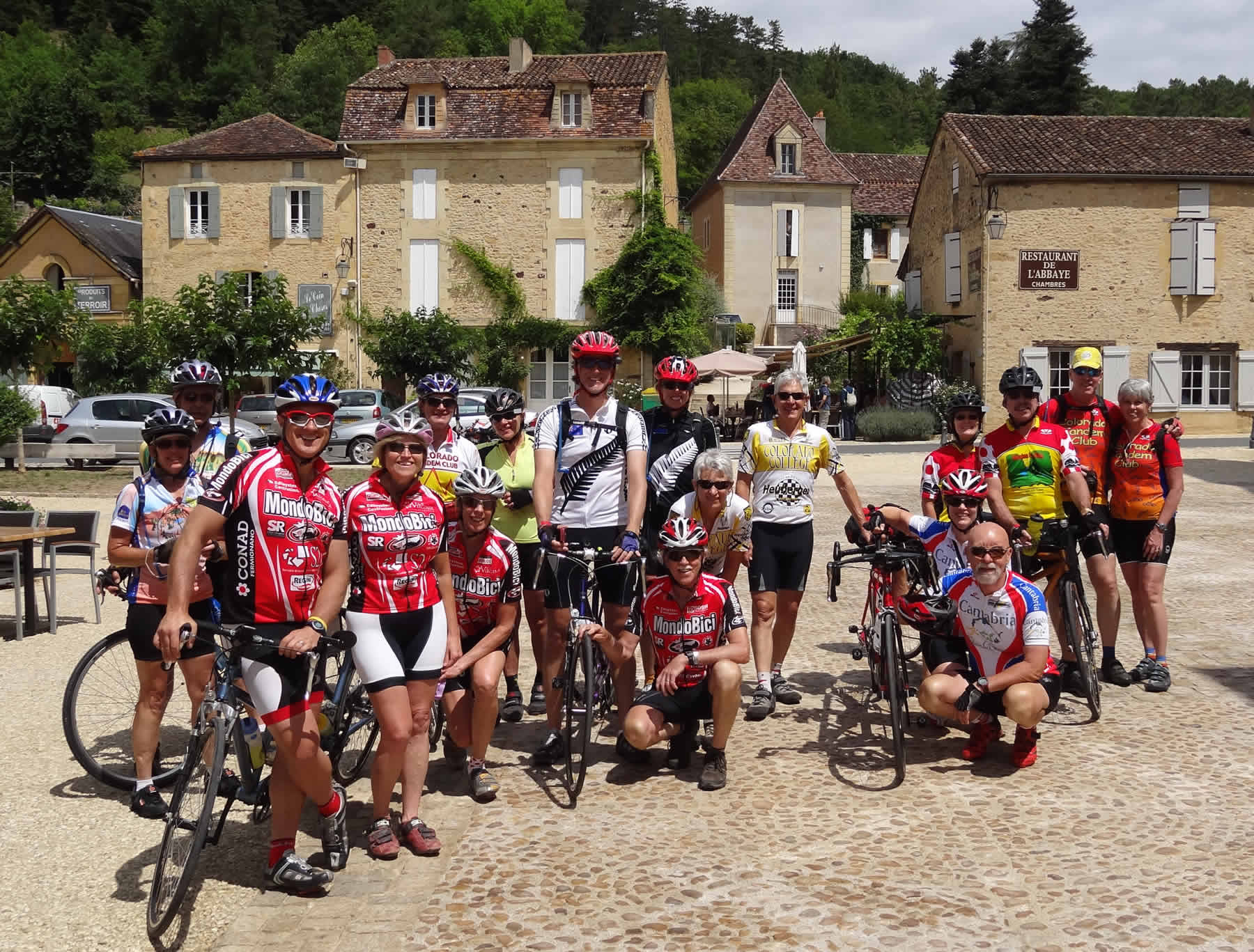 Tandem Tour of the Dordogne